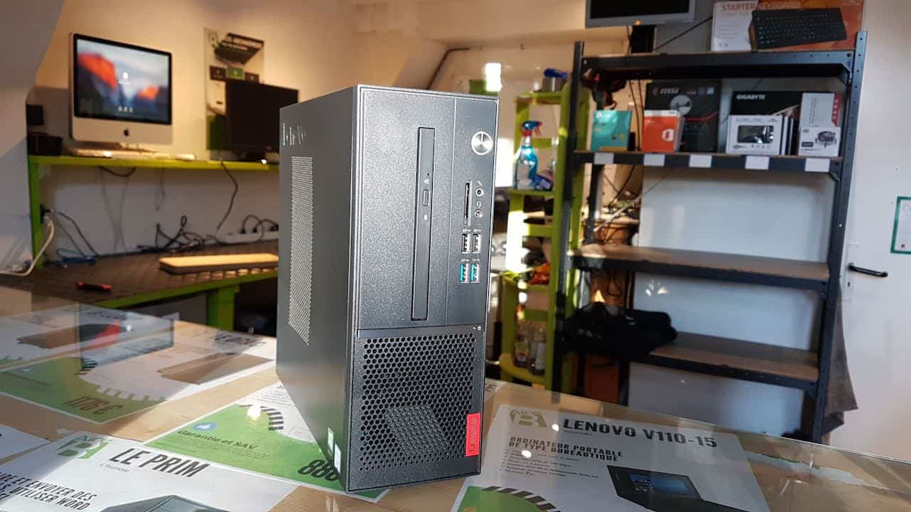 PC fixe Lenovo
